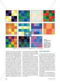 Kunst nach Rezept? - Ein Projekt zu Mathematik und konkreter Kunst Preview 3