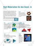 Naef-Materialien für den Kunst- & Mathematikunterricht Preview 1