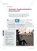 Poetentiale – Parodie und Pastiche im Deutschunterricht Preview 1