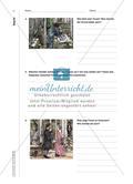 """Textwelten und Bilderfluten - Kinder """"erschreiben"""" sich ein erstes Textverständnis von Goethes Faust Preview 6"""