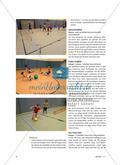 Fuß-Ball-Spiele - Varianten des Fußballspiels für die unteren Klassenstufen Preview 3