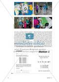 Läufer und Ratefüchse im Wald - Einführung in den Orientierungslauf Preview 3