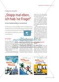 """""""Stopp mal eben, ich hab 'ne Frage!"""" - Aktuelle Kinderbuchreihen als Klassenlektüre Preview 1"""