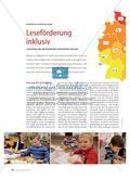 Leseförderung inklusiv - Lernstand und Übungsbedarf transparent machen Preview 1