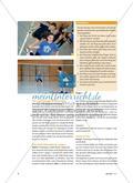 Ringtennis in der Schule - Dynamisch, spannend und von allen Kindern spielbar Preview 3