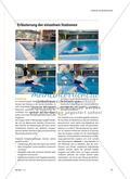 Wasserspringen - Über sechs Stationen zum Kopfsprung rückwärts gestreckt Preview 2