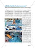 Sport_neu, Sekundarstufe I, Sekundarstufe II, Bewegen im Wasser/ Schwimmen, Schwimmen, Schwimmen, Schwimmfähigkeit, Technik, Schwimmbad, Seepferdchen, DLRG