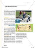 Erlebnispädagogik in der Schule - Warm-up, Teamtask und Gruppenreflexion Preview 2