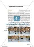 Treffer! Spannung am Korb - Kompetitive Präzisionsspiele im Sportunterricht Preview 2