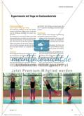 Experimentieren mit Yoga - In der Gruppe eigene Körperübungen entwickeln Preview 2