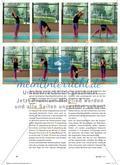 Experimentieren mit Yoga - In der Gruppe eigene Körperübungen entwickeln Preview 5
