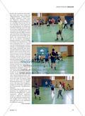Drei-Felder-Ball - Ein dynamisches Spiel für kleine Sporthallen Preview 2