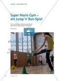 Super Mario Gym – ein Jump 'n' run-Spiel Preview 1