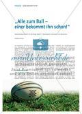 """""""Alle zum Ball – einer bekommt ihn schon!"""" Preview 1"""