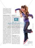 Sich körperlich ausdrücken - Die Expressivität von Bewegung im Mittelpunkt des Sportunterrichts Preview 4