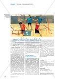 Stimmungsbänder - Verbindung von Musik und Bewegung mit dem Gymnastikband Preview 5