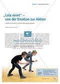 """""""Lola rennt"""" – von der Emotion zur Aktion: Gefühle ver-körpern und durch Bewegung gestalten Preview 1"""