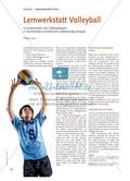 Lernwerkstatt Volleyball Preview 1