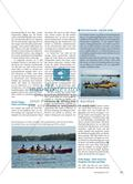 Mit dem Kanu unterwegs - Eine Klassenreise auf dem Wasser Preview 4
