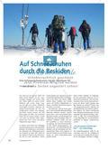 Sport_neu, Sekundarstufe II, Gleiten, Rollen und Fahren/ Wintersport, Schneeschuhwanderung, Wandern, Bewegung, Ski, Snowboard, Beskiden