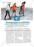 Bewegungspause auf Rollen - Ein Erfahrungsbericht mit Hinweisen und Empfehlungen Preview 1