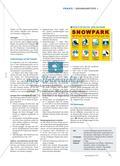 Mit Skiern und Snowboards in den Funpark - Springen und Fliegen im Schnee mit Hilfe von Wellenbahn, Kicker und Co. Preview 2