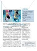 Kreative Wasserakrobaten - In Kleingruppen eine Kür entwickeln, erproben und präsentieren Preview 2
