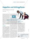 """Zappeltier und Schlingpflanze - Miteinander improvisieren macht """"Flow"""" Preview 1"""