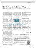 Das Medienportal der Siemens Stiftung - Digitale Materialien für den naturwissenschaftlich-technischen Unterricht Preview 1