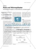 Rost und Wärmepflaster - Kontextualisierte Aufgaben zu Redoxreaktionen und Elektrochemie Preview 1