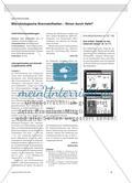ABITURAUFGABE: Mikrobiologische Brennstoffzellen – Strom durch Hefe? Preview 1