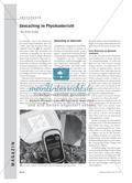Geocaching im Physikunterricht Preview 1