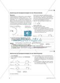 Bestimmung der Schallgeschwindigkeit mit der Differenzmethode Preview 3
