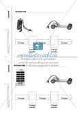 Erzeugung und Übertragung elektrischer Energie - Eine Unterrichtseinheit mit Lernzirkel für die Sekundarstufe I Preview 3