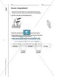 Erzeugung und Übertragung elektrischer Energie - Eine Unterrichtseinheit mit Lernzirkel für die Sekundarstufe I Preview 6