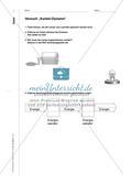 Erzeugung und Übertragung elektrischer Energie - Eine Unterrichtseinheit mit Lernzirkel für die Sekundarstufe I Preview 7