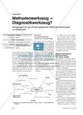 Methodenwerkzeug = Diagnostikwerkzeug? Preview 1