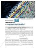 Wellenoptik - Ein Überblick über die fachlichen Grundlagen Preview 1