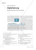 Digitalisierung - Veränderungsprozesse in Politik und Wirtschaft Preview 1