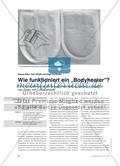 """Wie funktioniert ein """"Bodyheater""""? - Eine kompetenzorientierte experimentelle Aufgabe zur Reaktion von Eisen mit Luftsauerstoff Preview 1"""