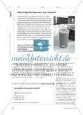 """Wann flockt die Milch im Kaffee? - Mit """"Mysteries"""" zu differenziertem Forschenden Lernen im Chemieunterricht Preview 2"""
