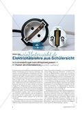 Elektrizitätslehre aus Schülersicht - Schülervorstellungen und Lernschwierigkeiten im Bereich der Elektriziätslehre Preview 1