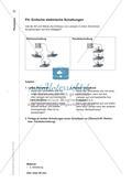 Die Grundschaltungen der Elektrizitätslehre - Materialien für das Lernen an Stationen zur selbstständigen Erarbeitung Preview 7