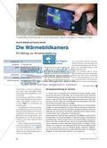 Die Wärmebildkamera - Ein Beitrag zur Sinneserweiterung Preview 1