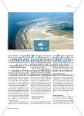 Urlaub im Nationalpark Wattenmeer: Heranführung an das Think – Pair – Share-Verfahren Preview 2