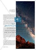 Die Erde im Weltraum - Kosmische Einflüsse prägen irdische Prozesse Preview 2