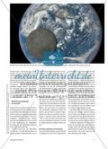 Der Mond – der Begleiter der Erde: Anhand von Beispielen den Einfluss des Mondes auf die Erde erarbeiten Preview 2