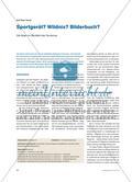 Sportgerät? Wildnis? Bilderbuch? - Die Alpen im Blickfeld des Tourismus Preview 1