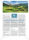 Sportgerät? Wildnis? Bilderbuch? - Die Alpen im Blickfeld des Tourismus Preview 2