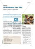 Auf Schatzsuche in der Stadt - Potenziale von Geocaching für Regionales Lernen Preview 1
